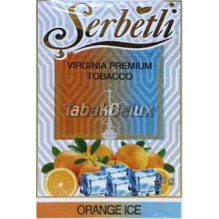 Serbetli Ice Orange (Лед Апельсин) 50 грамм
