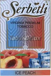 Serbetli Ice Peach (Лед Персик) 50 грамм