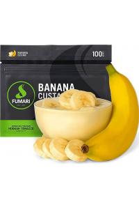 Fumari Banana Custard (Банановый Крем) 100 грамм