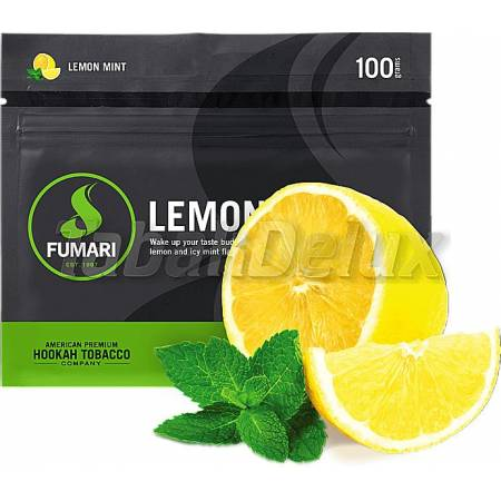 Fumari Lemon Mint (Лимон Мята) 100 грамм