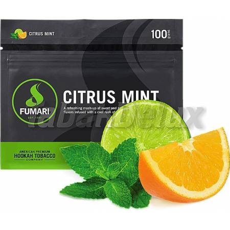Fumari Citrus Mint (Цитрус Мята) 100 грамм