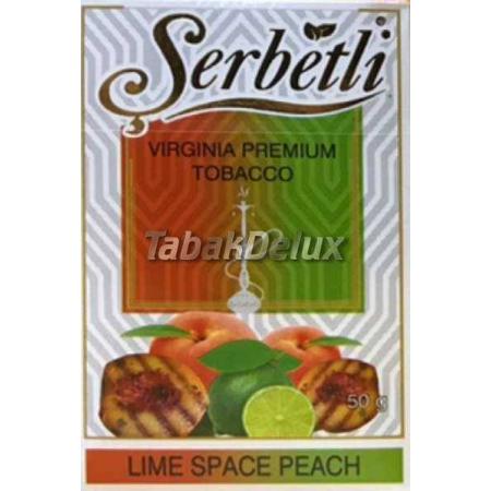 Serbetli Lime Spiced Peach (Лайм Пряный Персик) 50 грамм