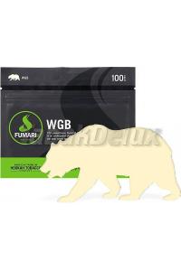 Fumari White Gummi Bear (Белые мишки) 100 грамм