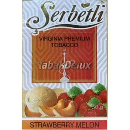 Serbetli Strawberry Melon (Клубника Дыня) 50 грамм
