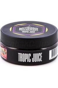 Табак Must Have Tropic Juice (Тропик Джус) 125 грамм