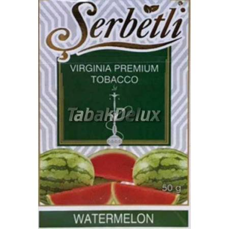Serbetli Watermelon (Арбуз) 50 грамм