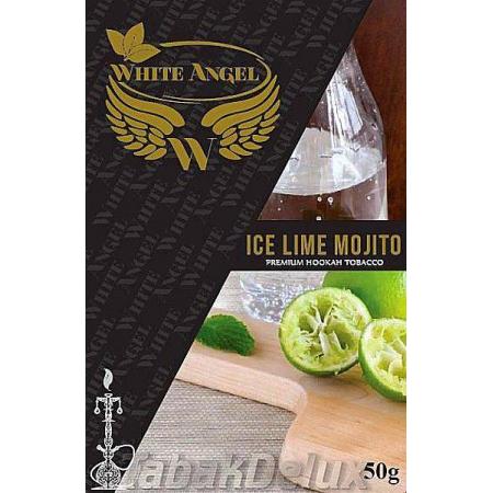 Табак White Angel Ice Lime Мojito (Лёд Лайм Мохито) 50 грамм