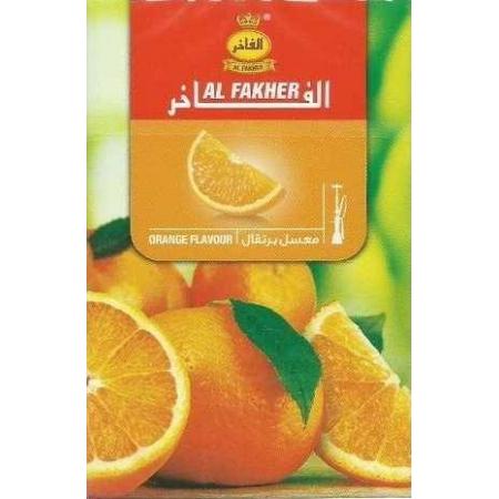 Табак, заправка для кальяна Al Fakher Orange (Апельсин) 50 грамм