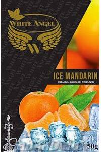 Табак White Angel Ice Mandarin (Лёд Мандарин) 50 грамм