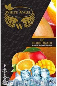 Табак White Angel Ice Orange Mango (Лёд Апельсин Манго) 50 грамм