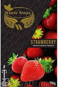 Табак White Angel Strawberry (Клубника) 50 грамм
