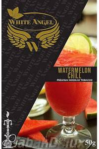 Табак White Angel Watermelon Chill (Лёд Арбуз) 50 грамм