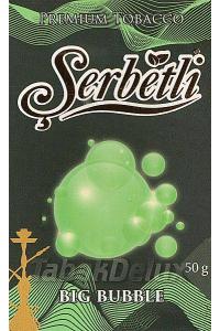 Serbetli Black Big Bubble (Большая Жвачка) 50 грамм