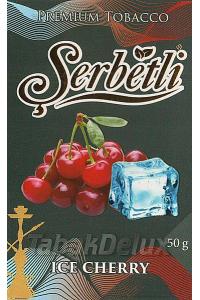 Serbetli Black Ice Cherry (Лёд Вишня) 50 грамм