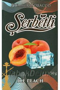 Serbetli Black Ice Peach (Лёд Персик) 50 грамм