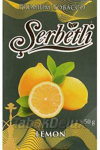 Serbetli Black Lemon (Лимон) 50 грамм