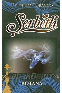 Serbetli Black Rotana (Ротана) 50 грамм