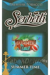 Serbetli Black Summer Time (Летнее Время) 50 грамм