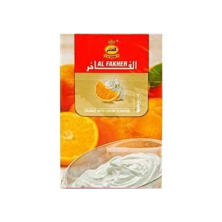 Табак, заправка для кальяна Al Fakher Orange Cream (Апельсин Сливки) 50 грамм
