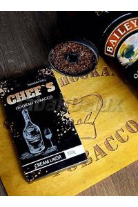 Chef's Cream Liqueur (Крем Ликёр) 100 грамм