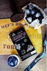 Chef's Ice Black Currant (Лёд Чёрная Смородина) 100 грамм