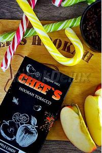 Chef's Red Apple Candy (Яблочная Конфета) 100 грамм