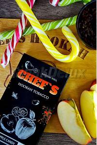 Chefs Red Apple Candy (Яблочная Конфета) 100 грамм