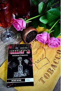 Chefs Rose Wine (Розовое Вино) 100 грамм