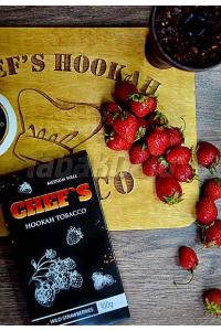 Chefs Wild Strawberries (Лесная Земляника) 100 грамм
