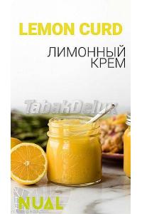 Nual Lemon Curd (Лимон Сливки) 100 грамм