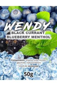 Wendy Currant Blueberry Menthol (Смородина Черника Ментол) 50 грамм