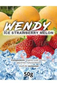 Wendy Ice Strawberry Melon (Лёд Клубника Дыня) 50 грамм