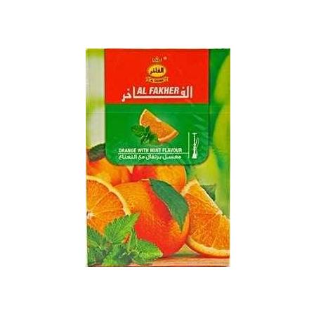 Al Fakher Orange mint (Апельсин мята) 50 грамм