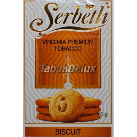 Serbetli Biscuit (Бисквит) 50 грамм