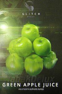 Табак Glitch Green Apple Juice (Яблочный Сок) 50 грамм