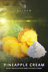 Табак Glitch Pineapple Cream (Ананас Сливки) 50 грамм