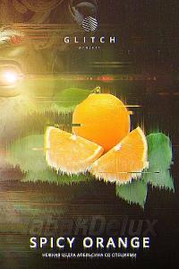 Табак Glitch Spicy Orange (Пряный Апельсин) 50 грамм