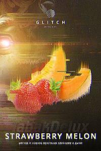 Табак Glitch Strawberry Melon (Клубника Дыня) 50 грамм