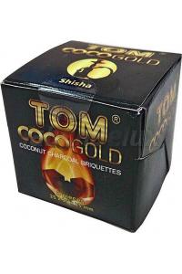Tom Coco Gold C25 (8 кубиков) в упаковке