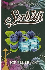 Serbetli Black Ice Blueberry (Лёд Черника) 50 грамм