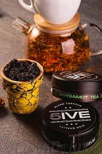 Табак 5ive Bergamot Tea (Эрл Грей) 100 грамм