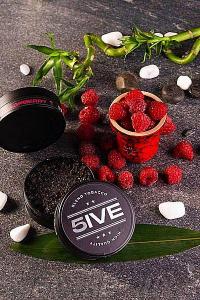 Табак 5ive Wild Raspberry (Малина) 100 грамм