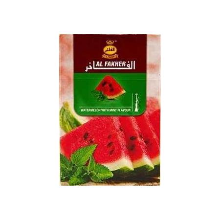 Табак, заправка для кальяна Al Fakher Watermelon Mint (Арбуз Мята) 50 грамм