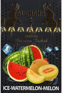 Al Shaha Ice Watermelon Melon (Лёд Арбуз Дыня) 50 грамм