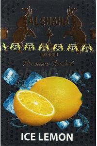 Al Shaha Ice Lemon (Лёд Лимон) 50 грамм