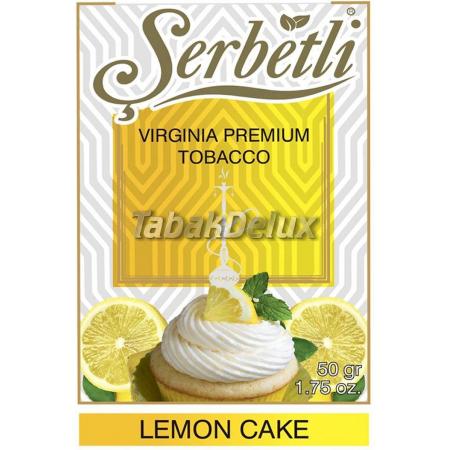Serbetli Lemon pie (Лимонный пирог) 50 грамм