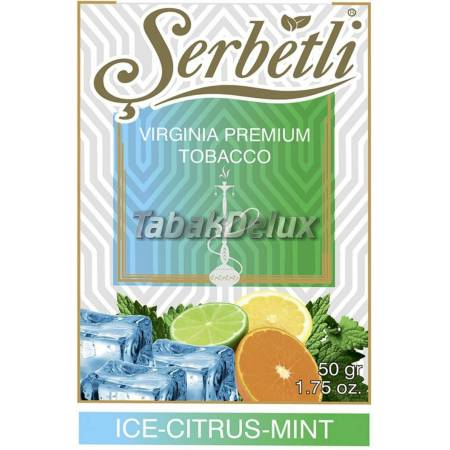 Serbetli Ice Citrus Mint (Лед Цитрус Мята) 50 грамм
