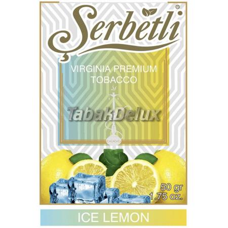 Serbetli Ice Lemon (Лёд Лимон) 50 грамм