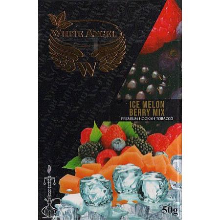 Табак White Angel Ice Melon Berry Mix (Лёд Дыня Ягоды) 50 грамм