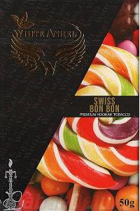 Табак White Angel Swiss Bon Bon (Сладкие Леденцы) 50 грамм